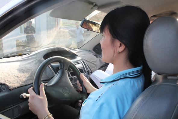 Đào tạo lái xe ô tô tại Thanh Hóa